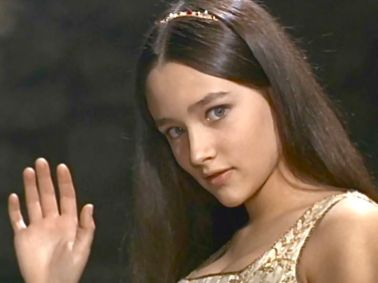 Olivia Hussey says you're welcome.